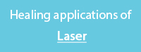 Healing Applications of Laser
